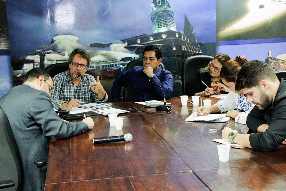 Comissão da Verdade do Pará ouve o jornalista Pedro Batista