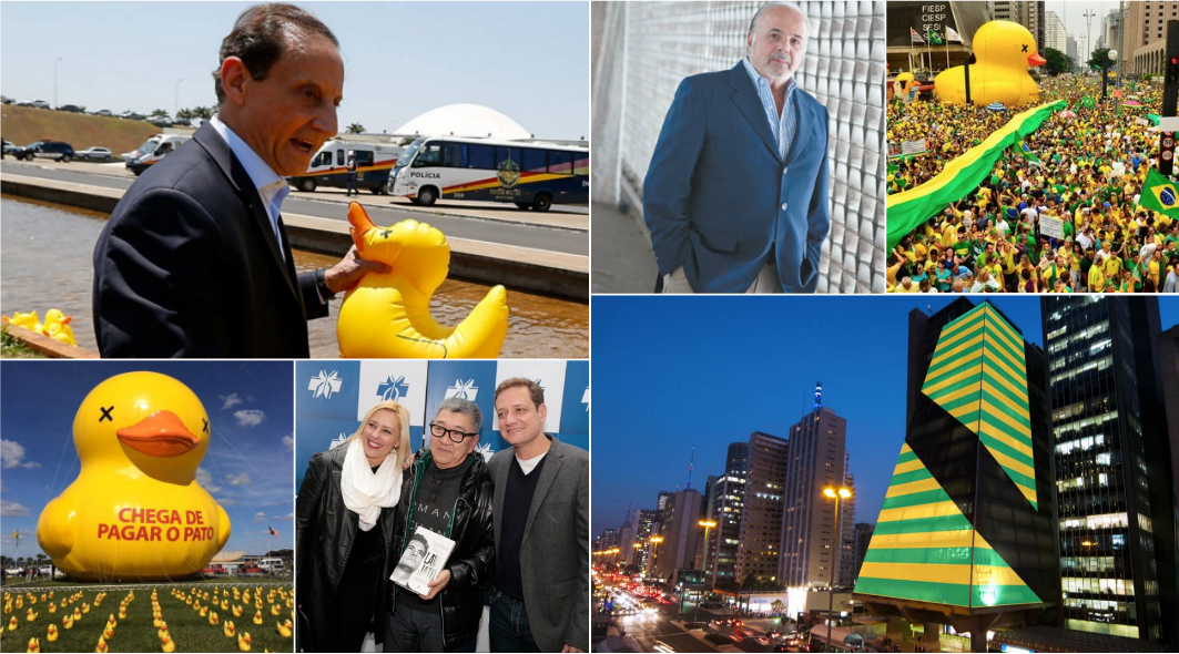 Altamiro Borges: O sonegador da Fiesp, os patos da Paulista e a corja de larápios