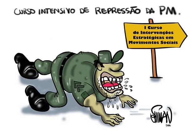 Repressão no Pará: Entidades repudiam criminalização e exigem explicações ao general Jeannot