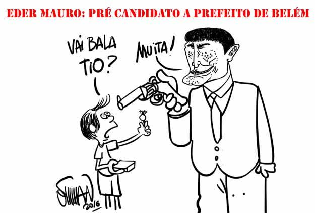 Eder Mauro, a divisão da esquerda e a terceira via