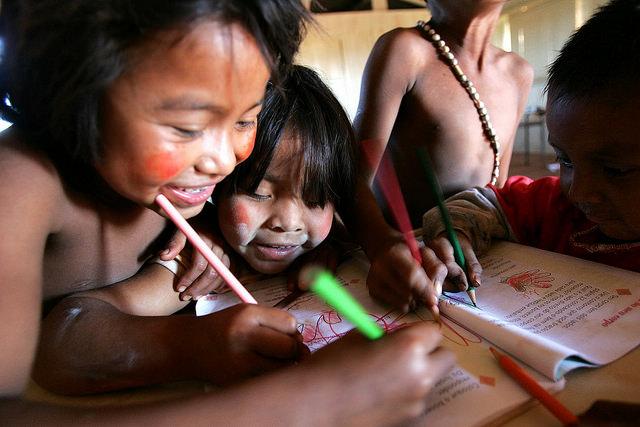 No Pará, indígenas impedidos de acessar educação diferenciada podem ser indenizados