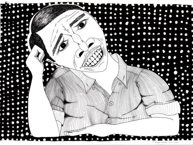 Fernando Gurjão expõe cotidiano paraense em 'Vertigem de linhas'