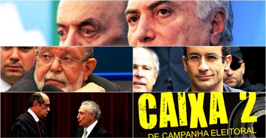 PSDB, DEM, PMDB e PP fracassam ao tentar anistiar caixa 2