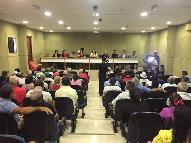 Desaparecidos Políticos: Audiência da CMDP/MJ e MPF, em Marabá, reforça a convicção de assassinatos e corte de cabeças durante a ditadura militar na Amazônia