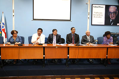 Seminário abordou o papel e autonomia da Ouvidoria na Segurança Pública do Pará