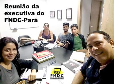 FNDC-Pará define ações para 2017
