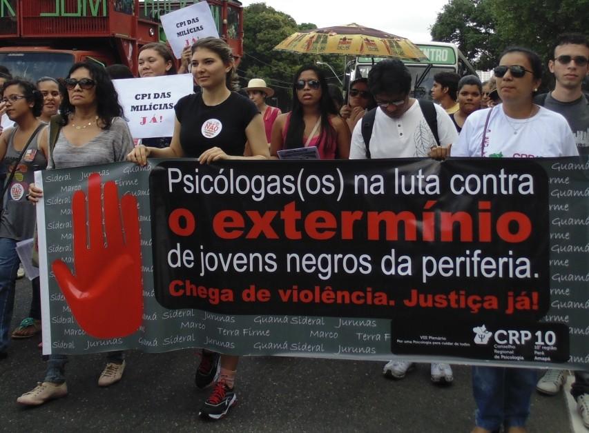 Direitos Humanos: Milícias, chacinas, violência simbólica e pós-verdade.