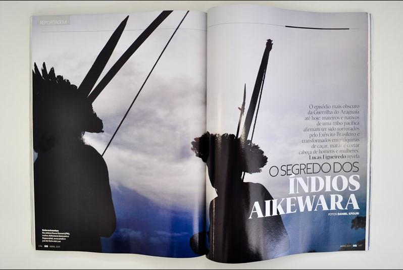 Trajetória da(s) memória(s) Aikewara: do evento da Guerrilha doAraguaia até a Comissão de Anistia no atual contexto de revisão da ditadurabrasileira