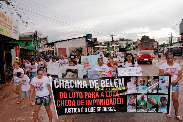 Acusados de participação em chacina vão a júri em Belém