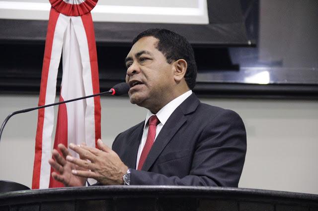 Deputado Carlos Bordalo denuncia ameaças de morte