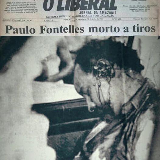 Juliana Fonteles: Paulo Fonteles, o teu sangue será honrado