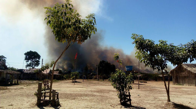 Pistoleiros ameaçam trabalhadores rurais em acampamento no Pará