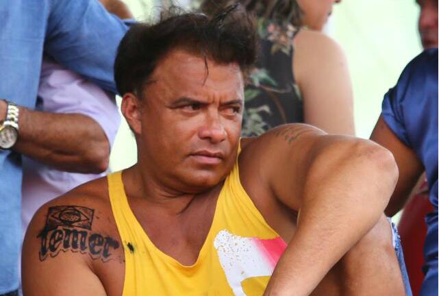 Janot pede condenação de deputado que tatuou Temer no ombro