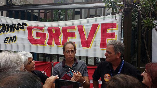 Pedro Cardoso declara apoio à greve da EBC e abandona programa da emissora