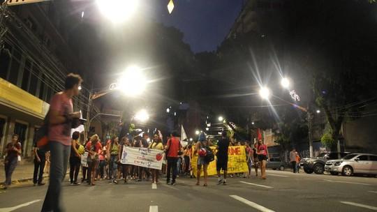 Mulheres protestam em Belém e outras capitais contra proibição do aborto em todos os casos