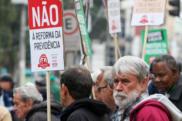 Altamiro Borges: Greve nacional contra fim da aposentadoria
