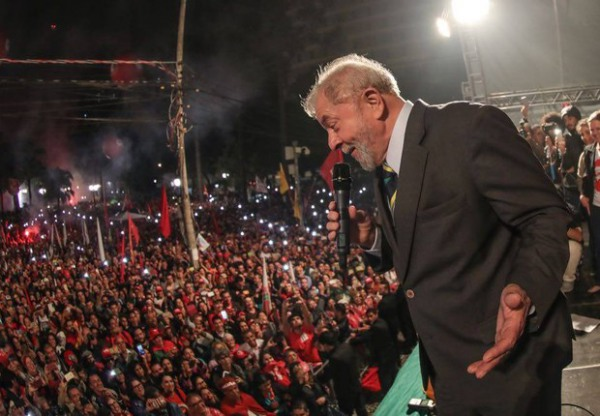 Leonardo: Se alguém pretende derrotar Lula, o lugar certo é nas urnas