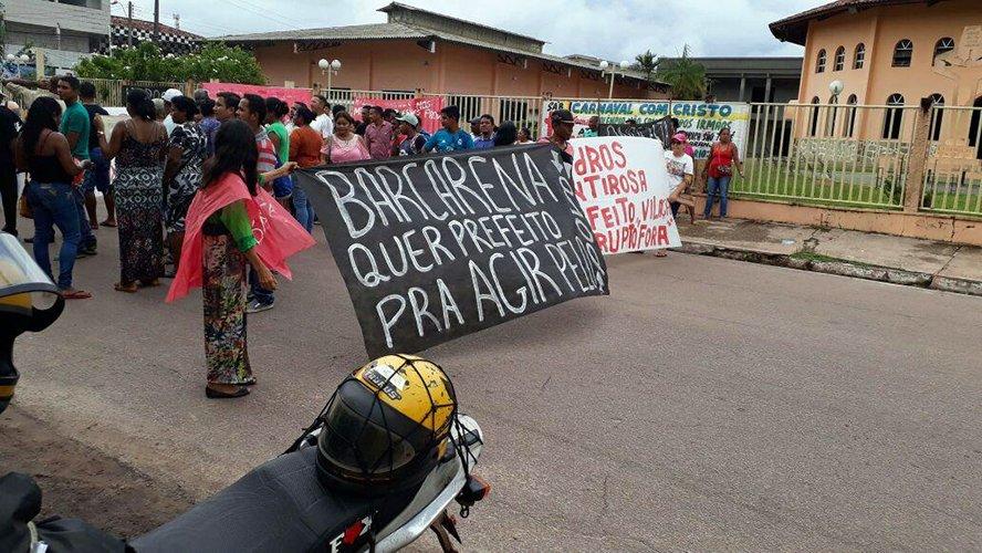 Deputados visitam a Hydro e avaliam danos ambientais causados em Barcarena