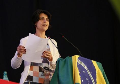 Manuela saúda decisão do Supremo sobre grávidas presas