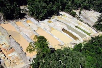 MPF pede fiscalização urgente contra garimpo ilegal em áreas Munduruku no Pará