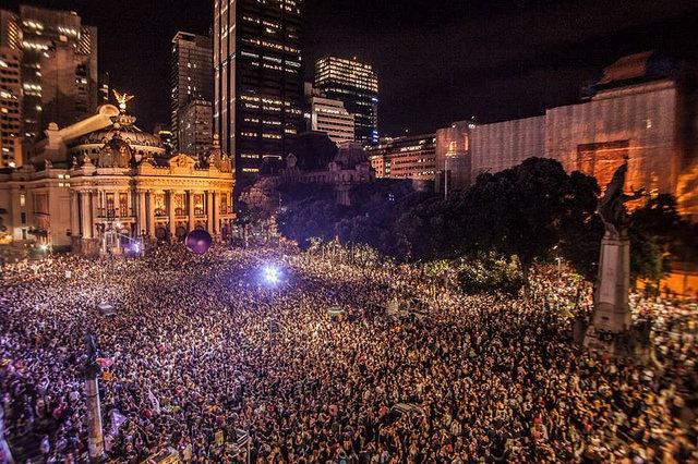 Em todo país, manifestantes vão às ruas para denunciar execução de Marielle Franco