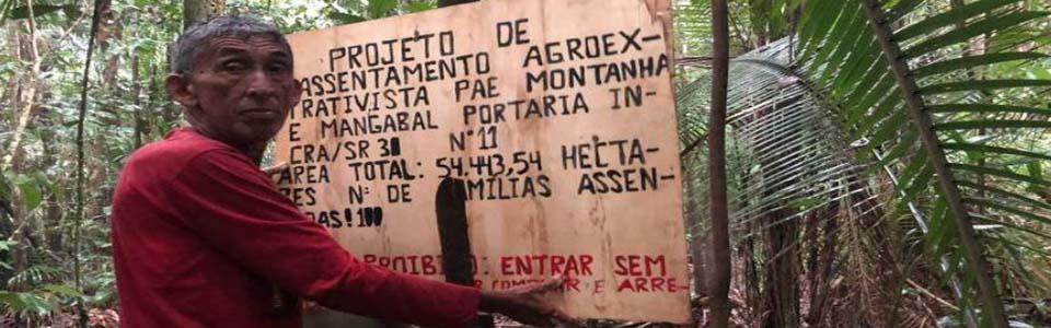 NOTA DA CPT – Lideranças de Mangabal (PA) marcadas para morrer