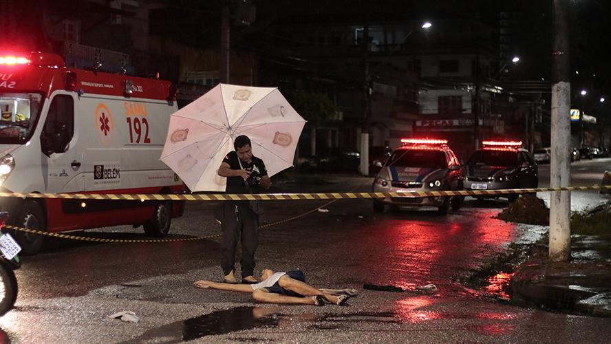 Madrugada desta quinta começa com mais sete mortos em Belém