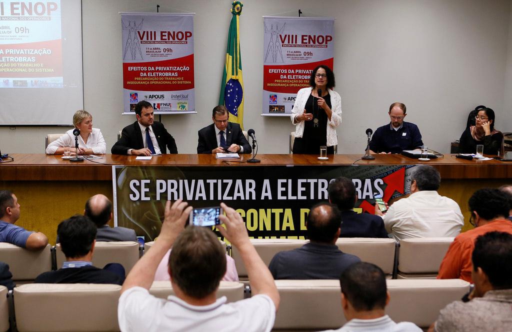 Privatização da Eletrobras pode ser nova derrota de Temer na Câmara