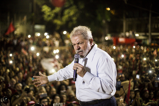 Lula segue com o dobro da intenção de votos do segundo colocado, diz Datafolha