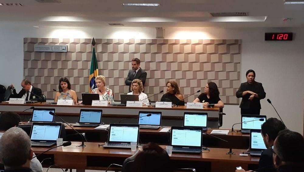 Formação de professores no Pará é tema de audiência pública no Senado