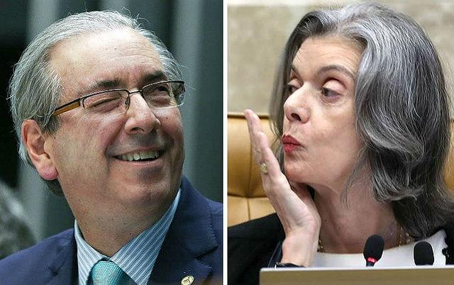 Papel de Cármen Lúcia com Lula é o mesmo de Cunha no impeachment, diz professor