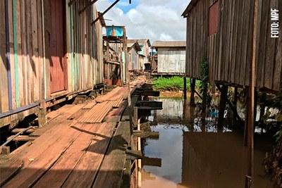 Norte Energia tem 5 dias para realocar famílias de comunidade impactada por Belo Monte, recomenda MPF
