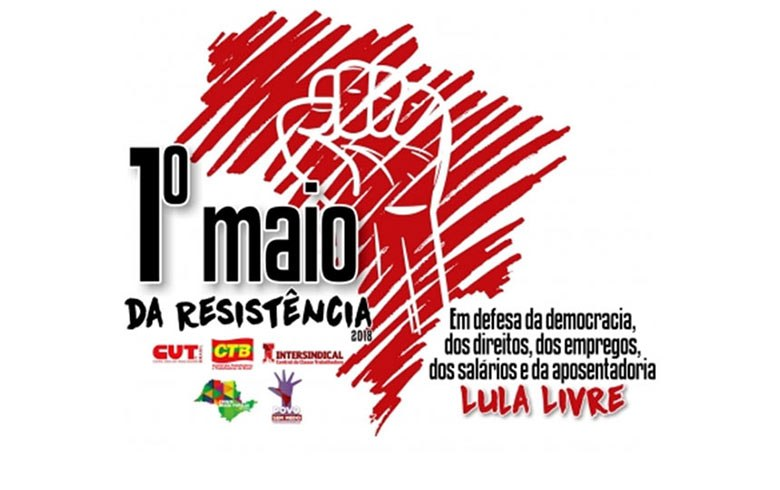 Como será o 1º de Maio, na República, em São Paulo e pelo Brasil