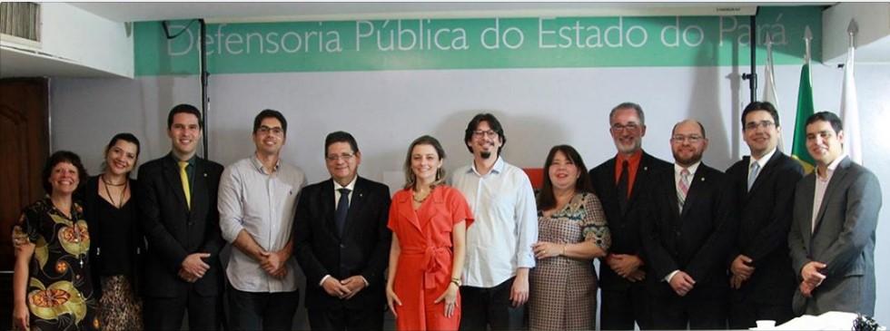 Escolhida primeira Ouvidora-Geral da Defensoria Pública do Estado do Pará