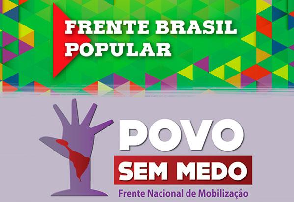 Frentes repudiam repressão militar e defendem a Petrobras