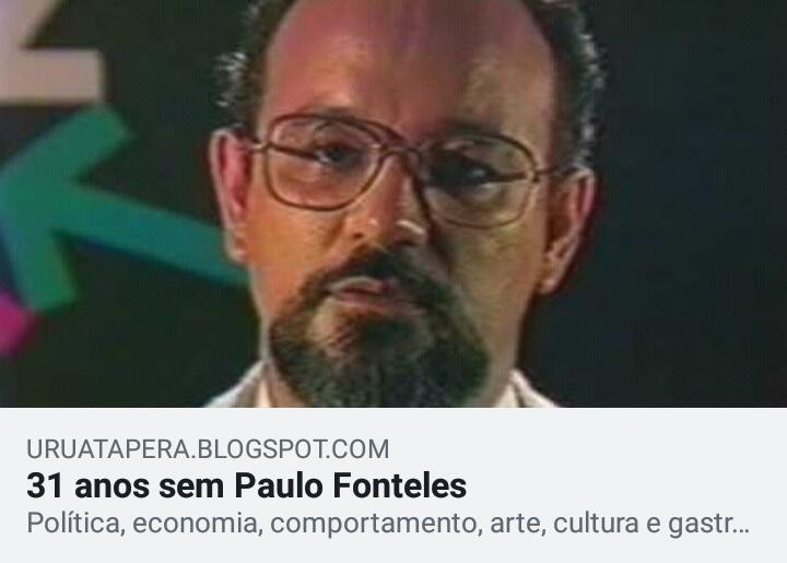 31 anos sem Paulo Fonteles