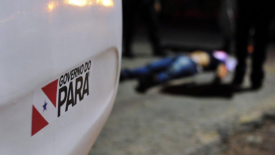 Pará registrou quase 30 mortes nos últimos dois dias