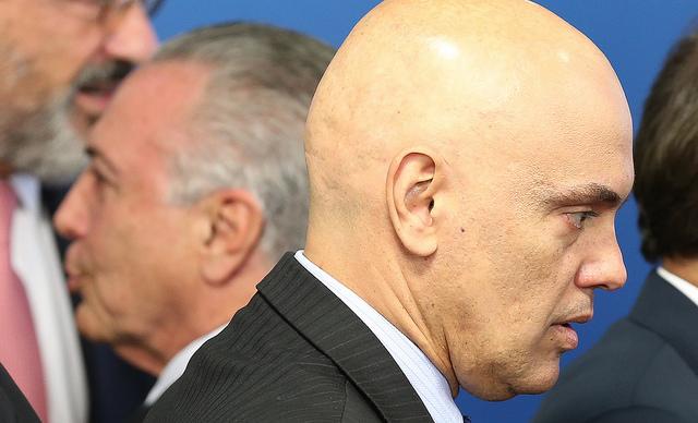 Alexandre de Moraes será relator de reclamação constitucional de Lula
