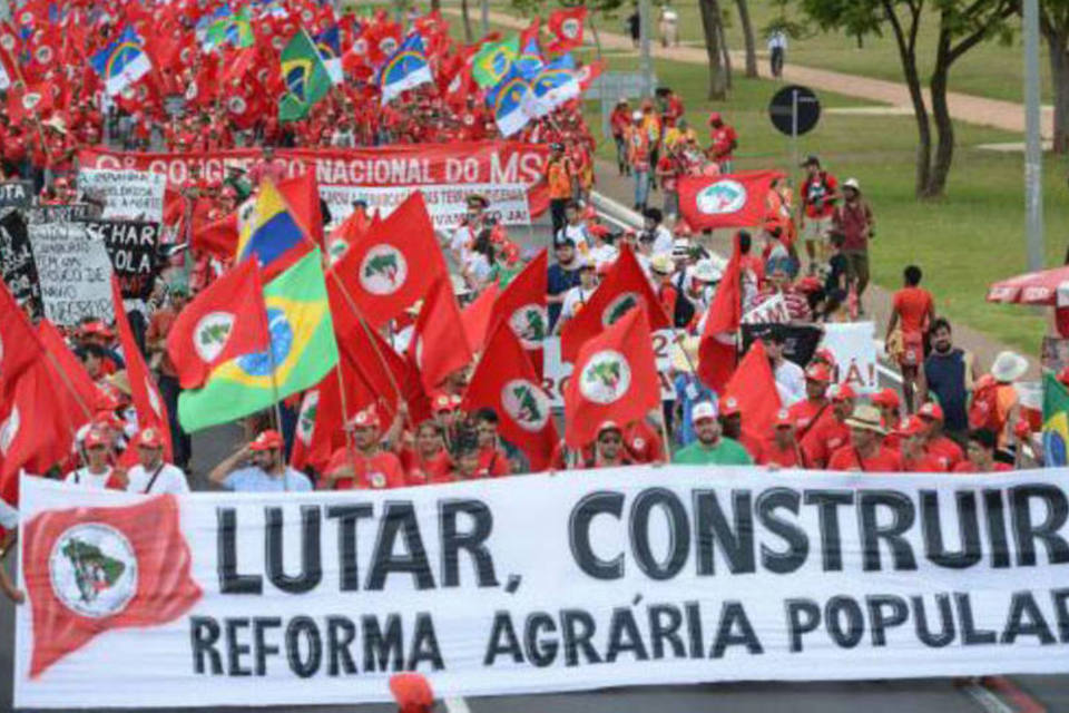 Toda a Solidariedade ao MST! Chega de perseguição e assassinatos no campo!