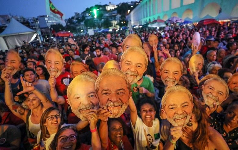Para Eric Nepomuceno, Festival Lula Livre ajudou a mostrar 'objetivo final' do golpe