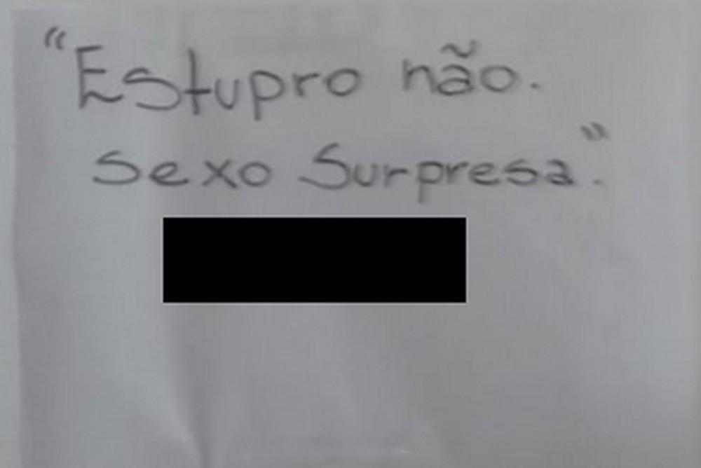 Suspeitos de incitar estupros em universidade no Pará prestam depoimento à Polícia