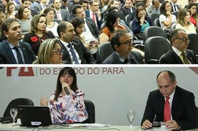 MP Eleitoral no Pará alinha estratégias para atuação nas eleições 2018