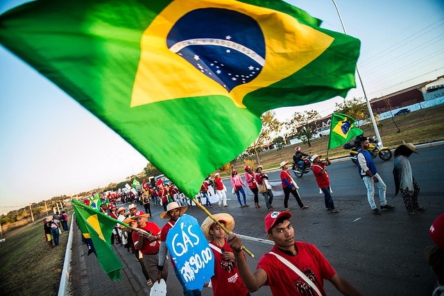 Marcha Lula Livre: tudo pronto para ocupar Brasília