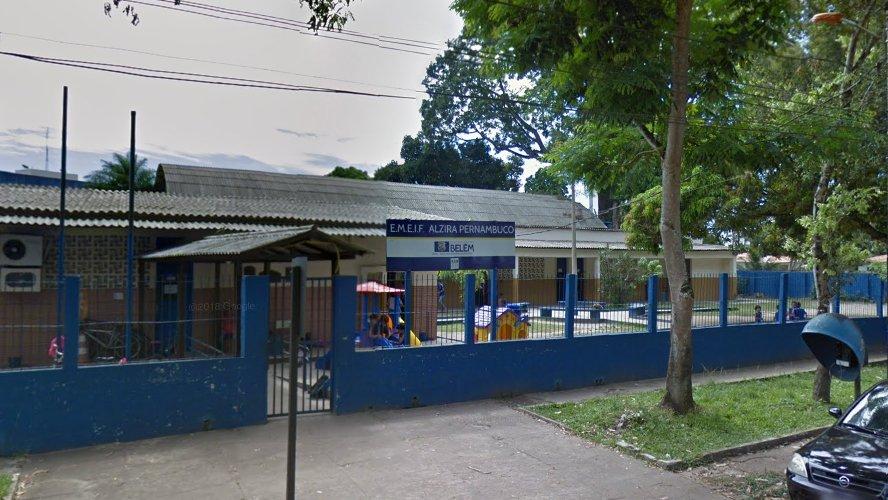 Professora relata abuso de guardas municipais em escola de Belém