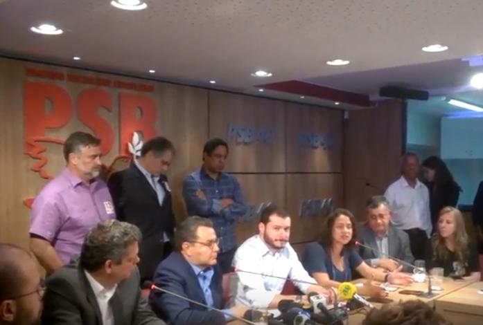 """Luciana Santos: """"Reunir com qualquer um que lute pela democracia"""""""