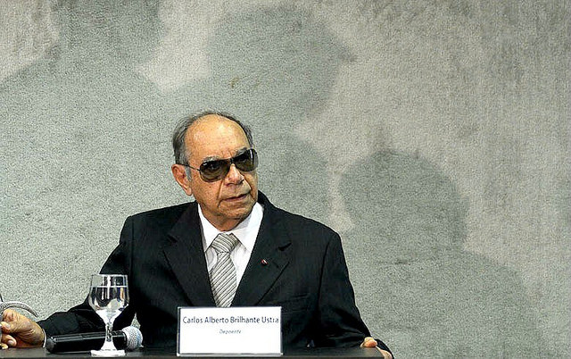 VERGONHA NACIONAL: Conheça a história sombria do coronel Ustra, torturador e ídolo de Bolsonaro